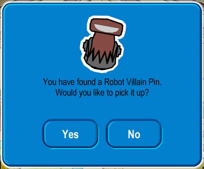 RobotVillainpopup
