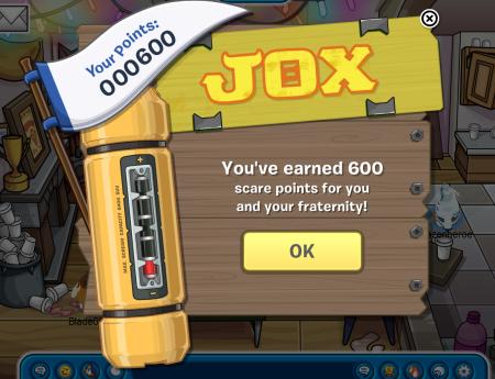 won600points
